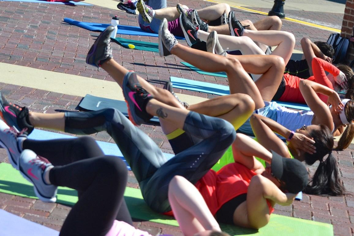 365 - Deer Park Town Center - Summer Fitness Series - 3
