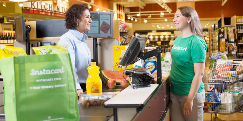 Heinen's Grocery Launches Home Delivery with Instacart