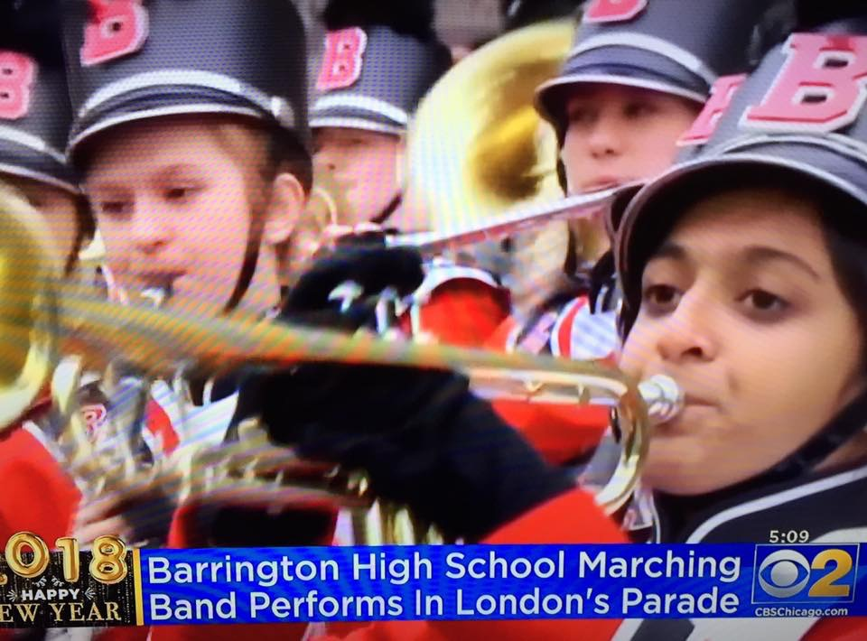 BHS London New Year's Parade 2018 - 3