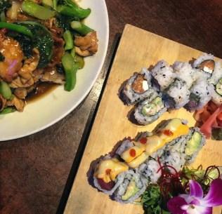 Barrington Eats - Foods to Warm Up in Winter - Wok n Fire