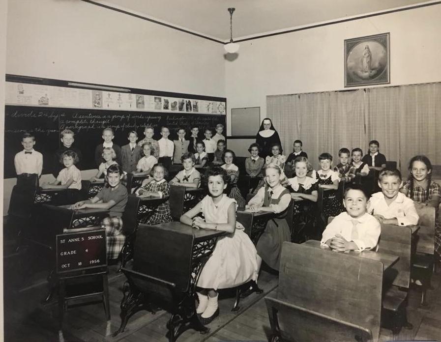 Saint Anne Parish School Barrington - History - 1