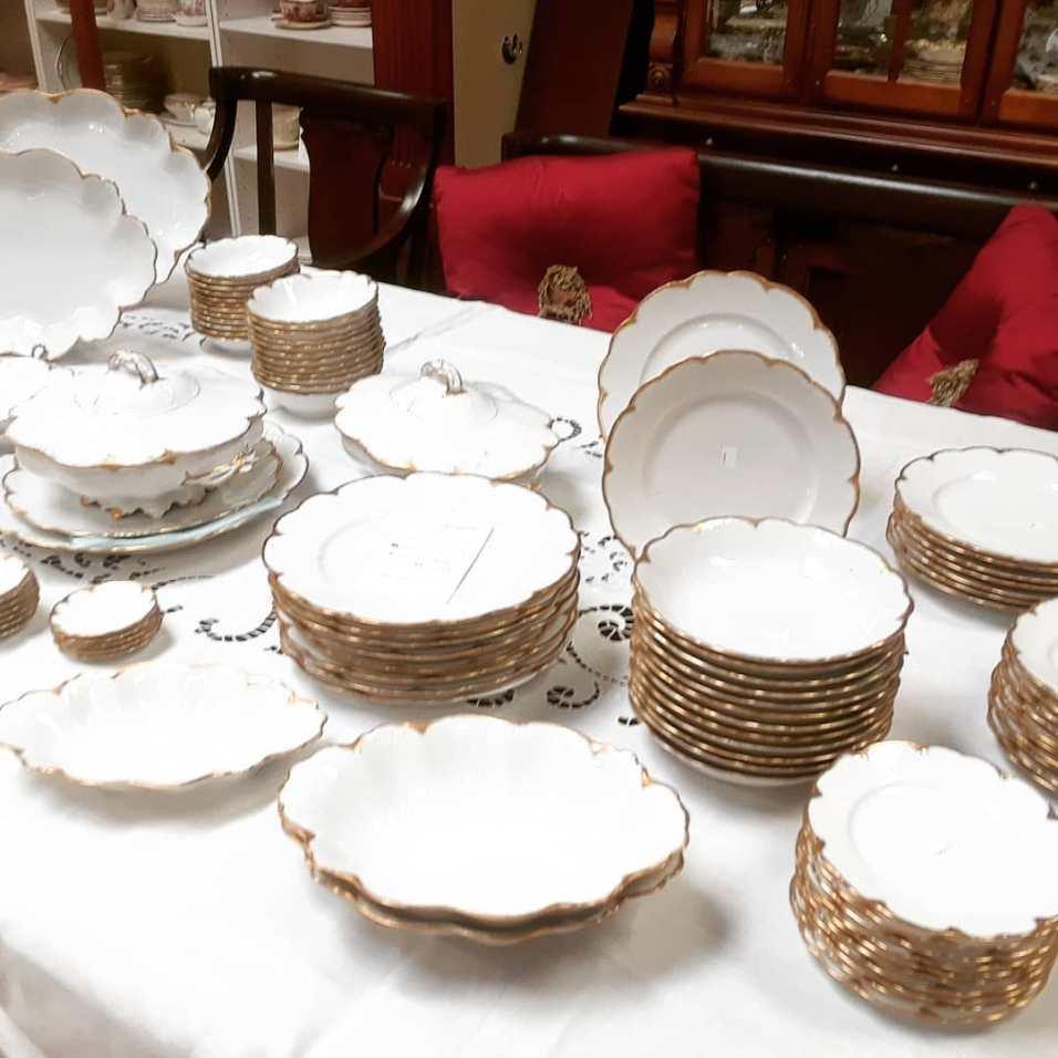 Paris Market Antiques - Austrian China