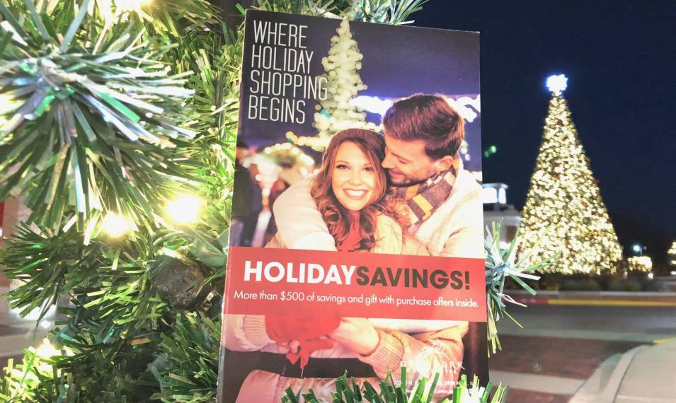 Deer Park Town Center - Holiday Coupon Book