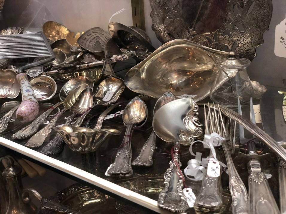 Paris Market Antiques - Silver - 9
