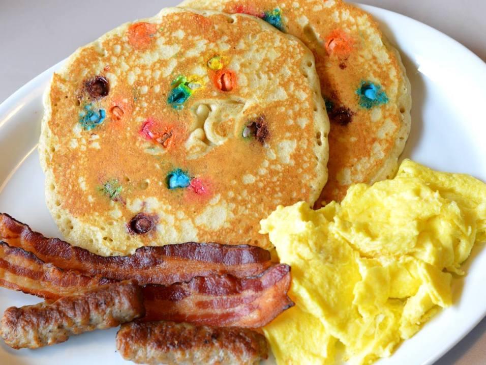 Egg Harbor Café's Breakfast of Champions
