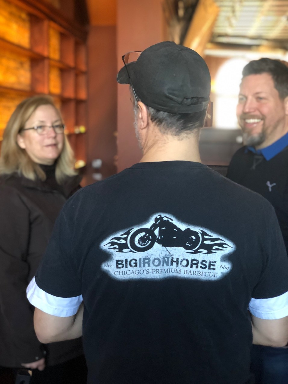 Big Iron Horse BBQ Moves by McGonigals - 33