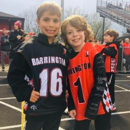 Barrington Youth Lacrosse Senior Night - 16