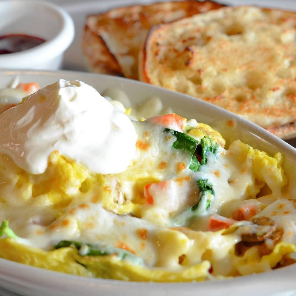 Egg Harbor Café's Garden Scrambler