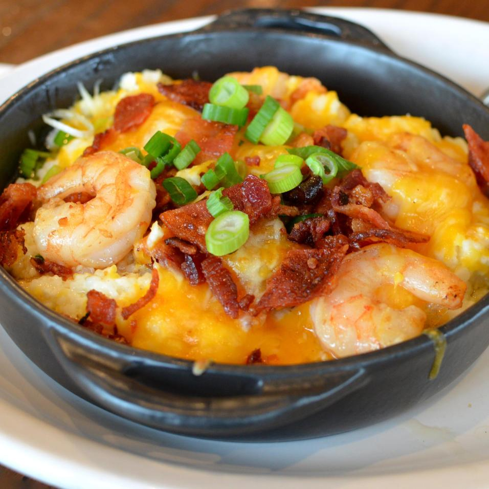 Egg Harbor Café's Southern Shrimp & Grits