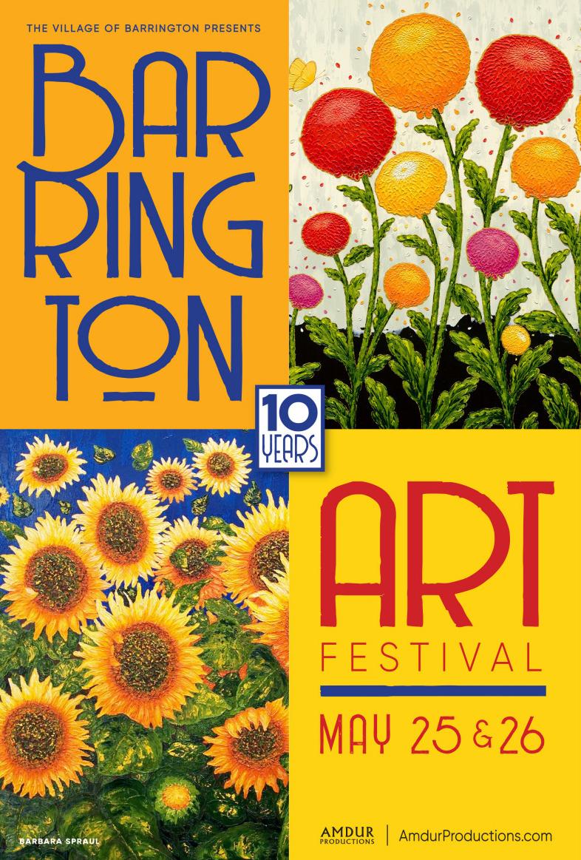 2019 Barrington Art Festival