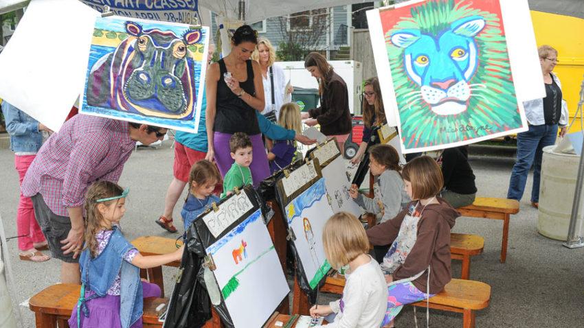 Barrington Art Festival - 1