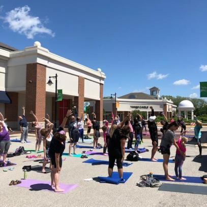 Deer Park Town Center Yoga - 4
