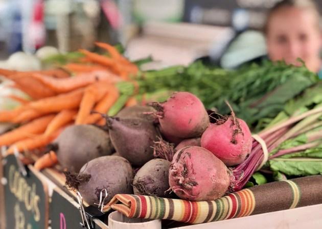 Hero - Barrington Farmers Market