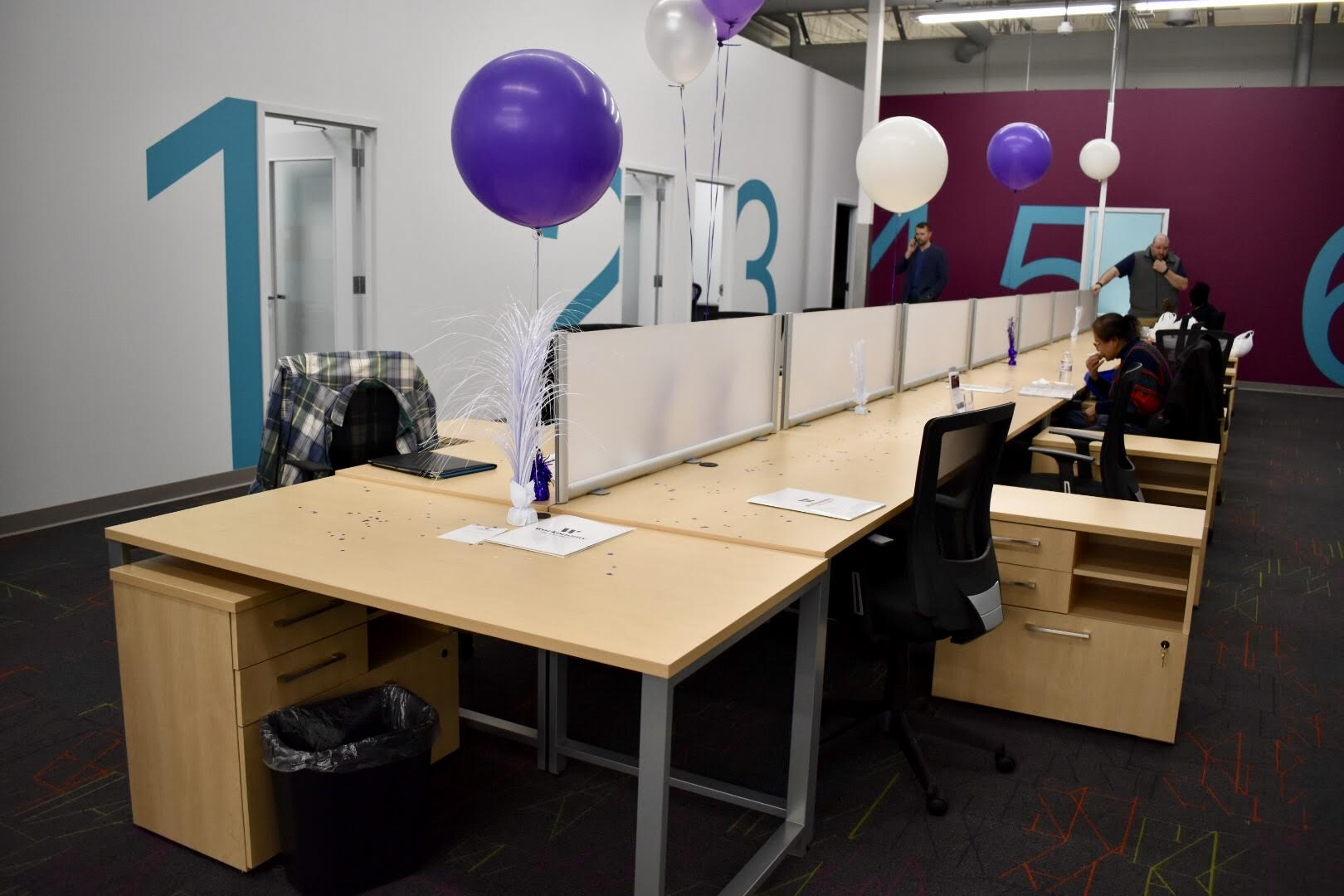 Office Depot OfficeMax Opens Lake Zurich Workonomy Coworking