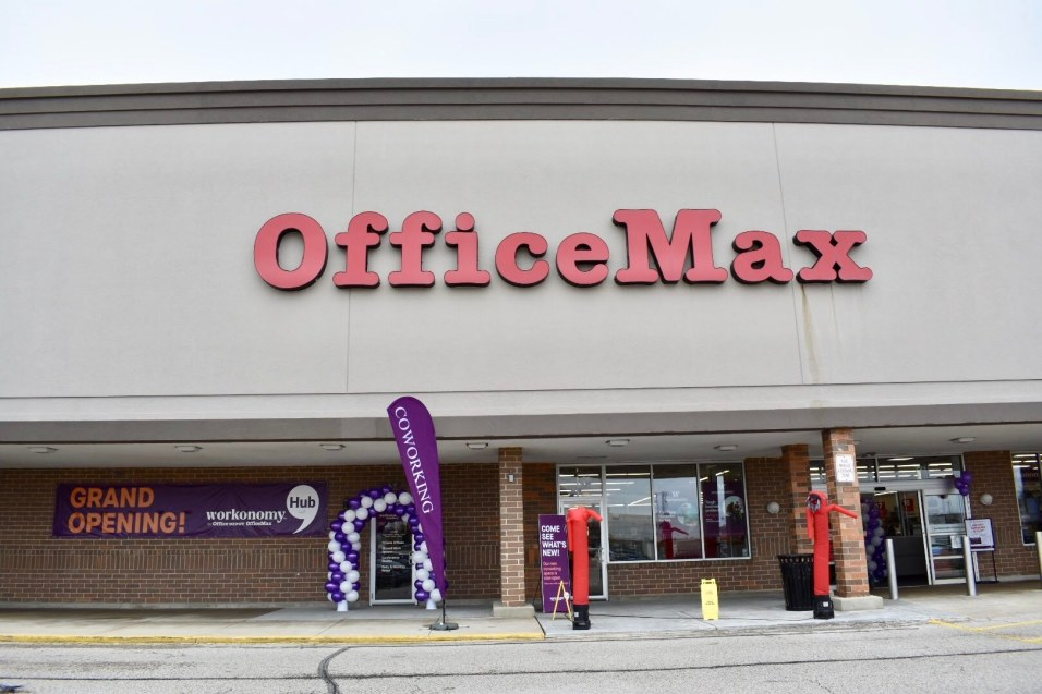 Office Depot OfficeMax Workonomy Coworking - 76