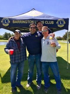 Barrington Brat Tent - Lions Club