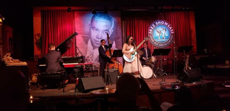 Francesca Castro Quartet