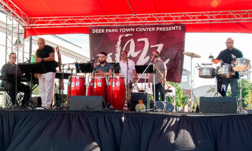 365 - Deer Park Town Center Jazz Fest - 2