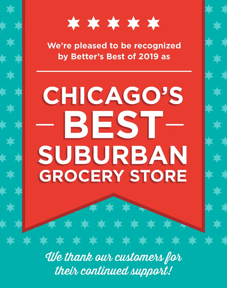 365 - Heinen's Best of Chicago_Poster