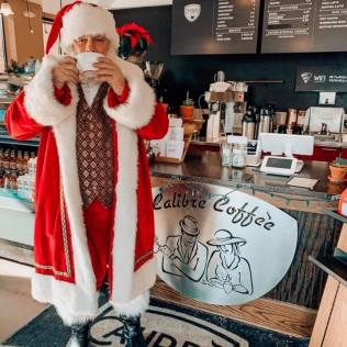 Arboretum of South Barrington - 12 Days of Christmas - Day 1 - Calibre Coffee - 1