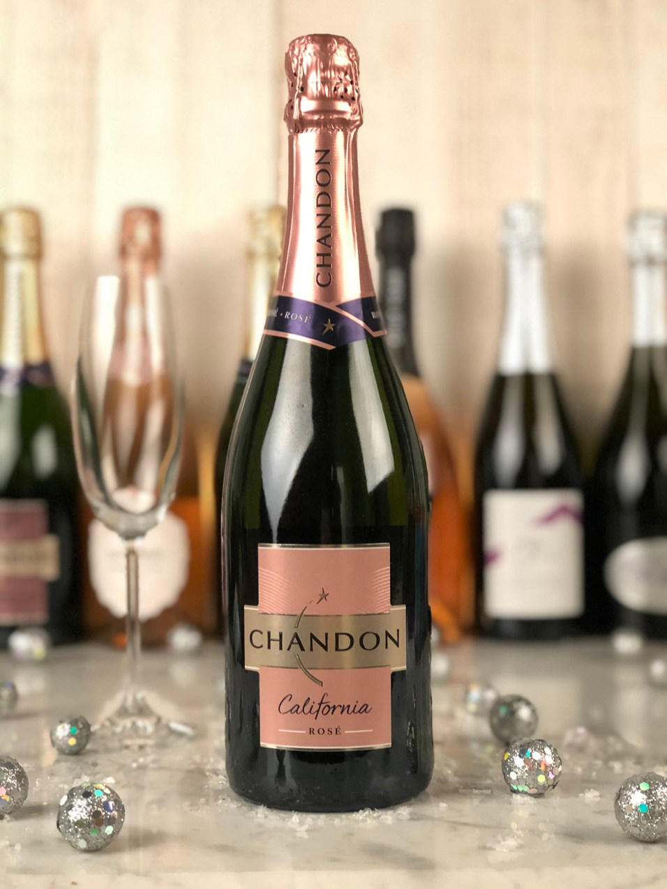 Heinen's 12 Days of Bubbles - Day 6 – Tuesday, December 17 Chandon Rose