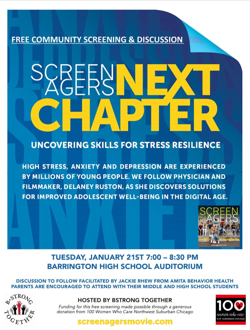 365 - BStrong Together Screenagers