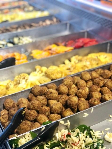 Heinen's Falafel Bites