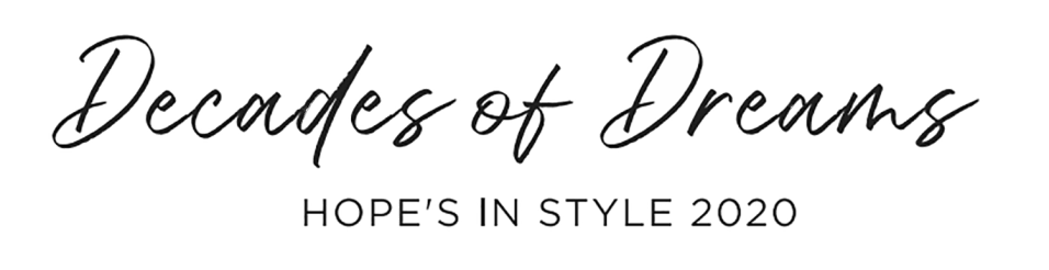 Hope's In Style Fashion Show 2020 Fundraiser