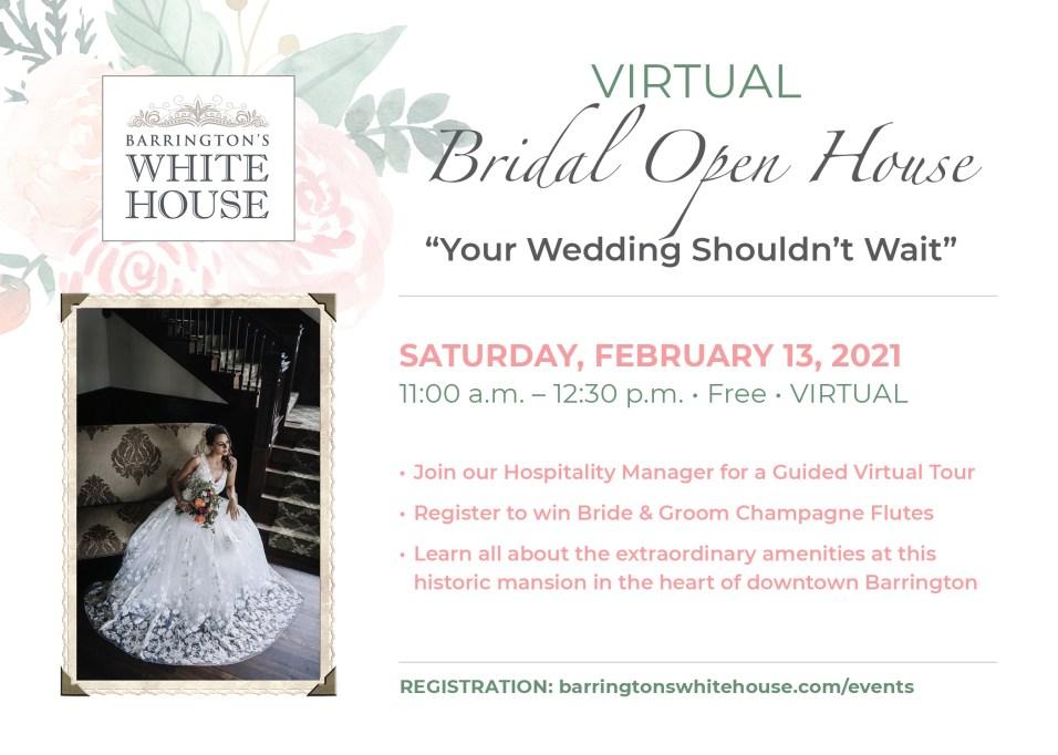 Barrington's White House Bridal Open House
