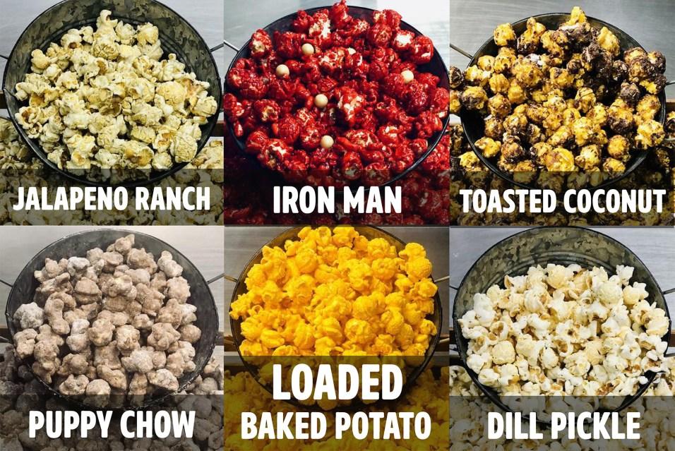 365Square - Barrington Popcorn Shop - Favorites Labeled