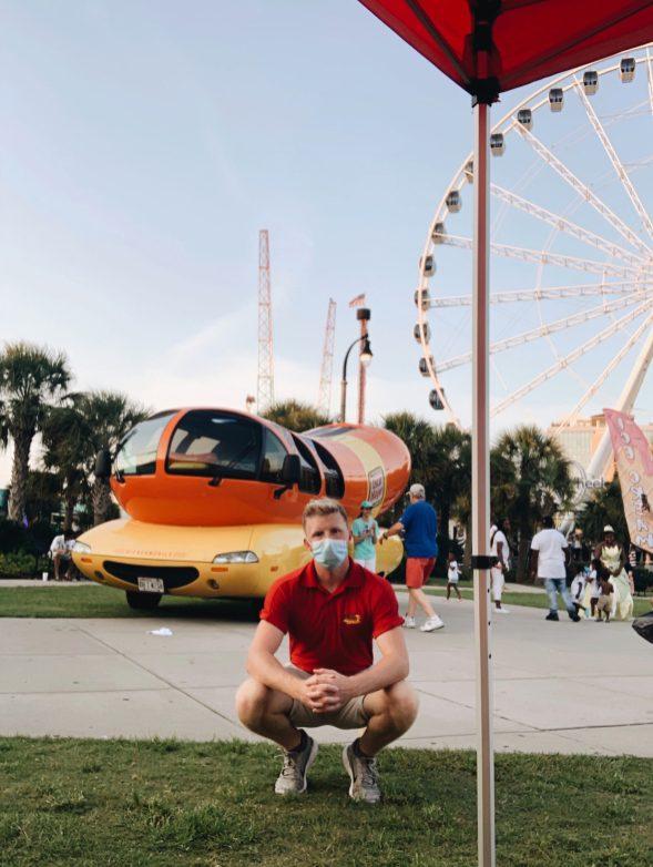 365 - Tommy Derken Wienermobile - 1
