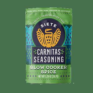 New at Heinen's - May, 2021 - Siete Seasonings