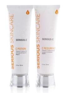 Serious Skin Care C Extreme Results Advanced Vitamin C Skin Resurfacer