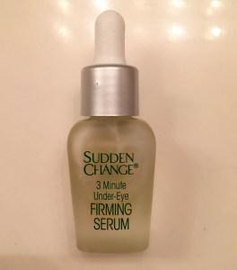 Sudden Change 3 Minute Under-Eye Firming Serum