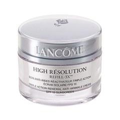 Lancôme High Résolution Refill-3x Triple Action Renewal Anti-Wrinkle Cream-1