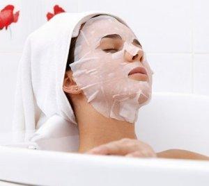 Tatcha Sheet Mask Tub