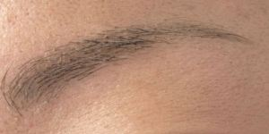Dior Diorshow Brow Styler Ultra-fine Precision Brow Pencil Tester Eyebrow Before