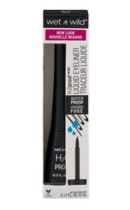 Wet N Wild H2O Proof Liquid Eyeliner Current Package