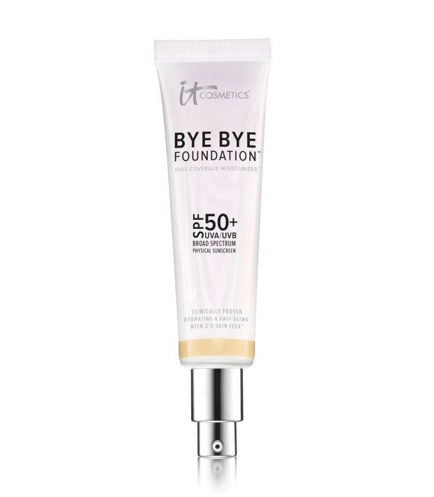 IT Cosmetics Bye Bye Foundation Full Coverage Moisturizer