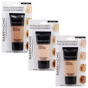 Sassy Chic Moisturizing Foundation