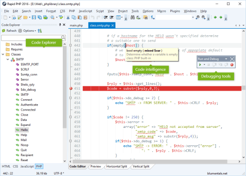 Blumentals Rapid PHP Crack With Registration Key Download (Updated)