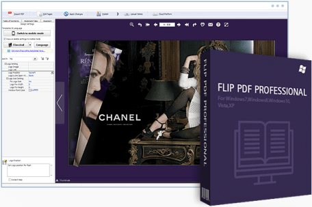 Flip PDF Professional Crack With Serial Key Download