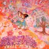 Mixed Media and watercolors