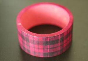 Rocker Bangle Bracelet