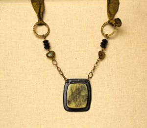 Sizzix Originals Die - Squares, Asymmetrical Necklace
