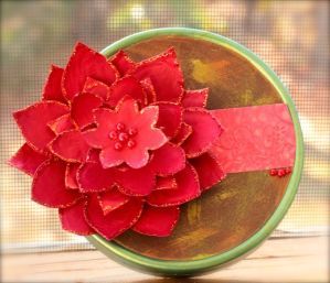 Poinsettia Gift Box - Laughing Cow Cheese