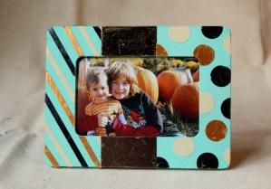 fast fall gift ideas - festive frame