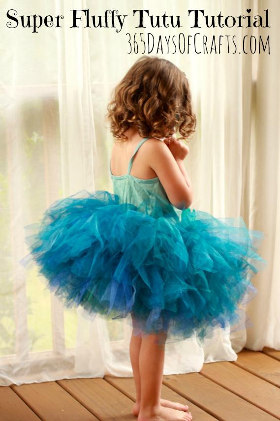 how to make a tutu dress for toddler