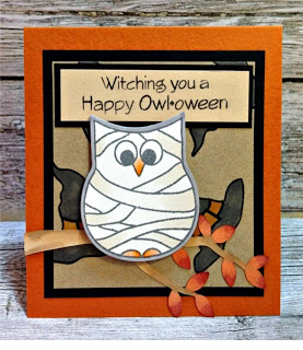 Halloween Papercrafts, Happy Halloween, handmade cards, candy bar wrapper