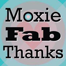 Moxie Fab, Thank you Card, Handmade Cards, Silhouette Projects